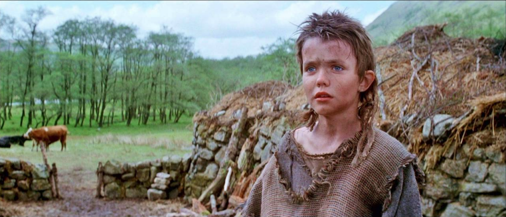 Braveheart's Young William Wallace