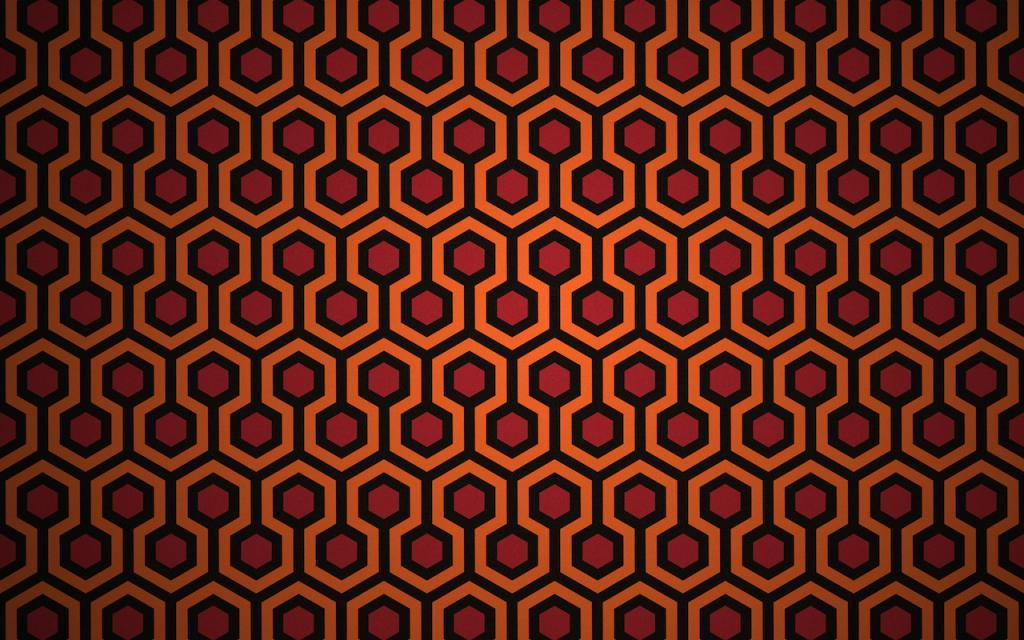 The Shining Carpet Pattern