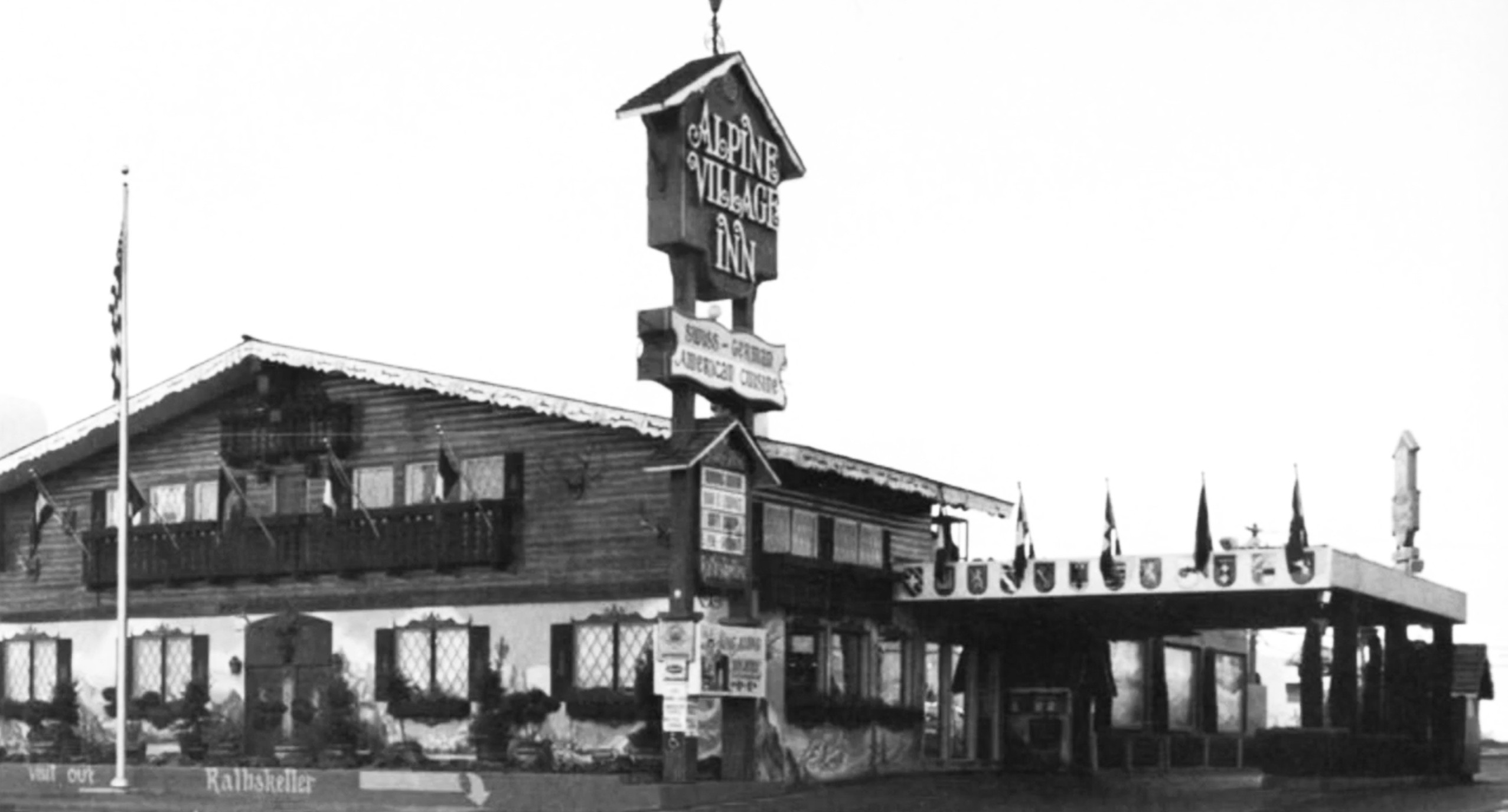 Alpine Village Inn Las Vegas