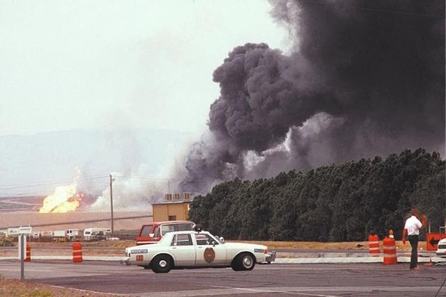 PEPCON Explosion 1988
