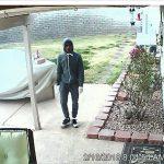 Picture-Detectives Seek To Identify Burglary Suspect