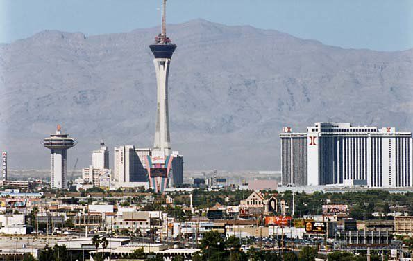 The Landmark and Stratosphere