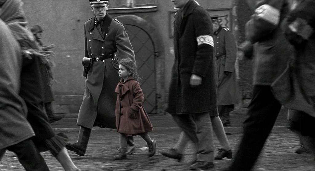 The Power of The One: Schindler's List and The Little Girl in Red