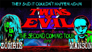 Rob Zombie and Marilyn Manson - Twins Of Evil: The Second Coming